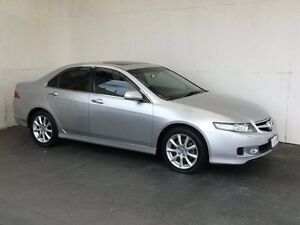 2007 Honda Accord Euro CL MY2007 Luxury Silver 5 Speed Automatic Sedan Mount Gambier Grant Area Preview
