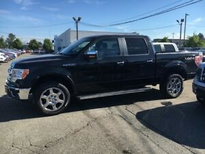 2013 Ford F-150 Lariat with Leather Seats and MyFord Touch
