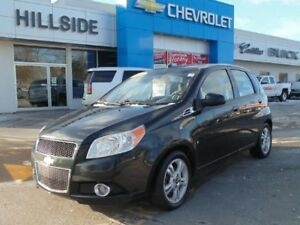 2009 Chevrolet Aveo LT *ALLOYS|SUNROOF|FRESH SAFETY*