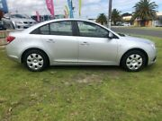 2011 Holden Cruze JH Series II MY11 CD Silver 6 Speed Sports Automatic Sedan Wangara Wanneroo Area Preview