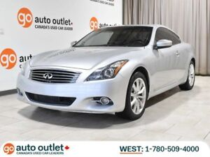 2011 Infiniti G37 Coupe X AWD Coupe; Leather, Heated Seats, Nav,
