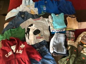 Boy clothes 12 Months - 2 T