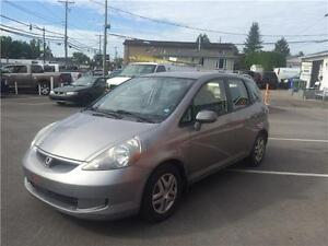 2007 Honda Fit LX 1.5L AUT AIR 1999$ 514-692-0093