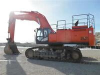 2012 Hitachi ZX870 LC-5 - Rent or Sell