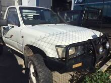 WRECKING - 1992 TOYOTA HILUX LN106 Turbo Diesel Manual Single Cab Werribee Wyndham Area Preview