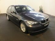 2008 BMW 320D E90 08 Upgrade Executive Grey 6 Speed Steptronic Sedan Clemton Park Canterbury Area Preview