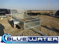 2016  ALL GALVANIZED Utility 54 x 99!! IN STOCK NOW!!