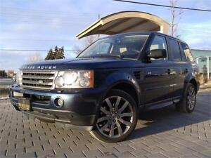 2009 Land Rover Range Rover Sport HSE LOCAL ONTARIO VEHICLE!