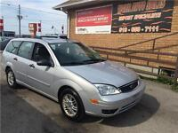 2006 Ford Focus ZXW SES**** LEATHER*****ONLY 138 KMS ***