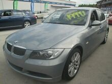 2008 BMW 325I E90 MY08 Steptronic Silver 6 Speed Sports Automatic Sedan Greenslopes Brisbane South West Preview