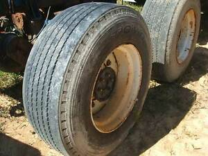 acco 6x6 or 4x4  ex army-wide tyres +rims Piggabeen Tweed Heads Area Preview