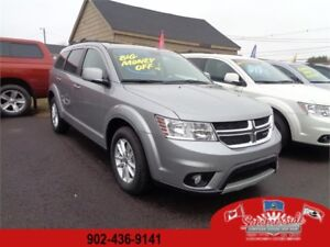 2015 Dodge Journey SXT SAVE OVER $3,400!!