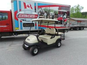 2005 Club Car Precedent New Battery 4 passenger Golf Cart