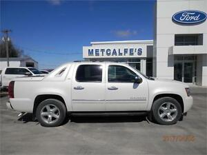 2012 Chevrolet Avalanche LTZ - Mint condition