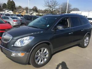 2011 BUICK ENCLAVE CXL 2 AWD+  rear DVD + NAV + top of the line