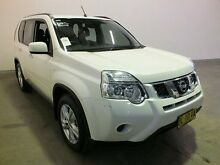 2011 Nissan X-Trail T31 MY11 ST (FWD) White Continuous Variable Wagon Westdale Tamworth City Preview