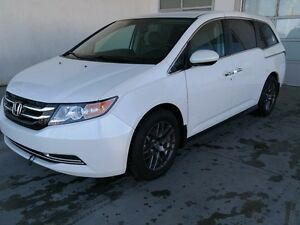 2015 Honda Odyssey EX, POWER DOORS, HEATED SEATS, ALLOYS