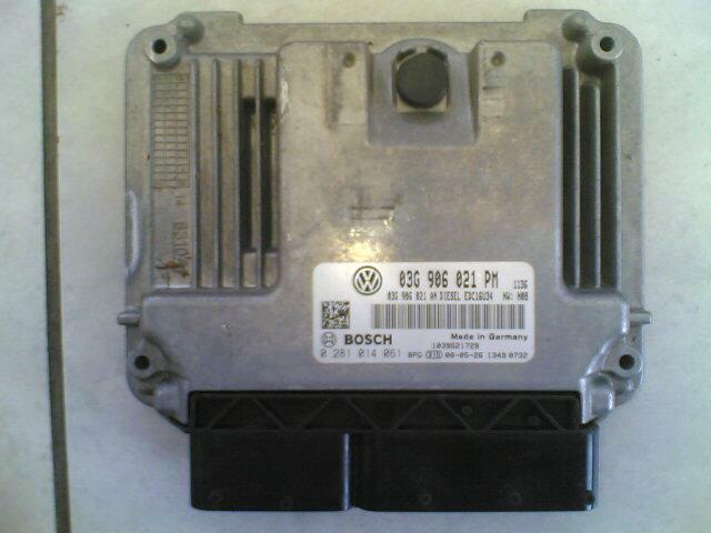 vw jetta 5 ''ECU'' computer box