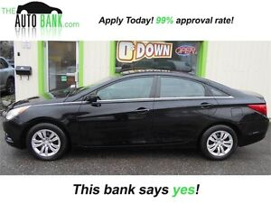 2012 Hyundai Sonata GL| Get Approved Today!