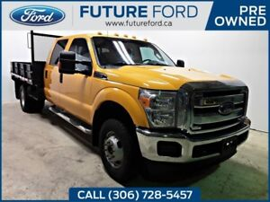 2013 Ford Super Duty F-350 DRW XLT