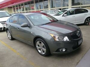 2013 Holden Cruze JH Series II MY13 Equipe Alto Grey 6 Speed Sports Automatic Hatchback West Footscray Maribyrnong Area Preview