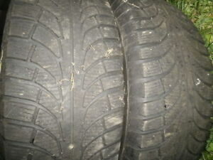 Winter Tires, Two, 17 Inch, 180 For both.