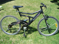 Raleigh 26 inch bike for sale in Truro.
