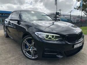 2015 BMW 2 Series F22 M235I Black 8 Speed Sports Automatic Coupe Mulgrave Hawkesbury Area Preview