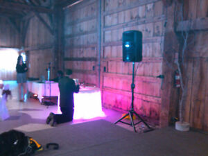 professional dj services / small wedding package Cambridge Kitchener Area image 2