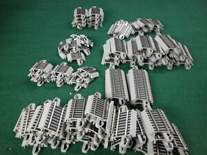 Bachmann  NS  EZ Track. 112   Assorted pieces  HO scale