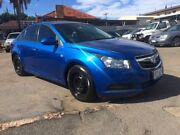 2010 Holden Cruze JG CD 6 Speed Sports Automatic Sedan Enfield Port Adelaide Area Preview