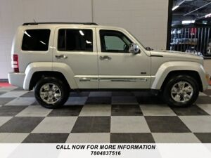2009 Jeep Liberty 4x4,Rocky Mountain Edition,Sunroof, Accident F