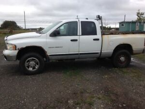 2005 Dodge Power Ram 2500 Pickup Truck