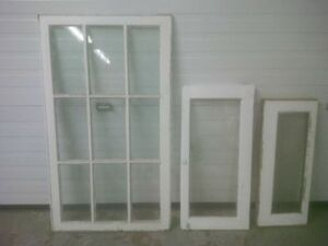 ANTIQUE FIR WINDOWS Edmonton Edmonton Area image 1