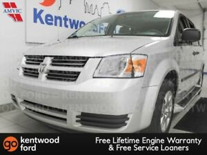 2010 Dodge Grand Caravan SE with power drivers seat and rear cli