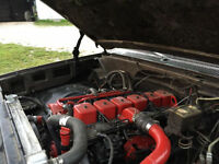 1992 cummins engine and getrag 5 speed