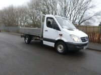 mercedes sprinter tipper truck