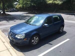 2010 Volkswagen City Golf 4Dr -Hatchback