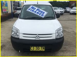 2007 Citroen Berlingo II - M59 White 5 Speed Manual Van