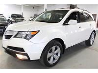 2010 Acura MDX Technology Package DVD BACK-UP CAMERA