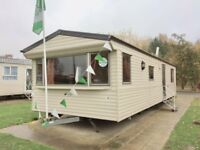 Static caravan holiday home for sale on Tattershall Lakes Country Park not Haven Southview