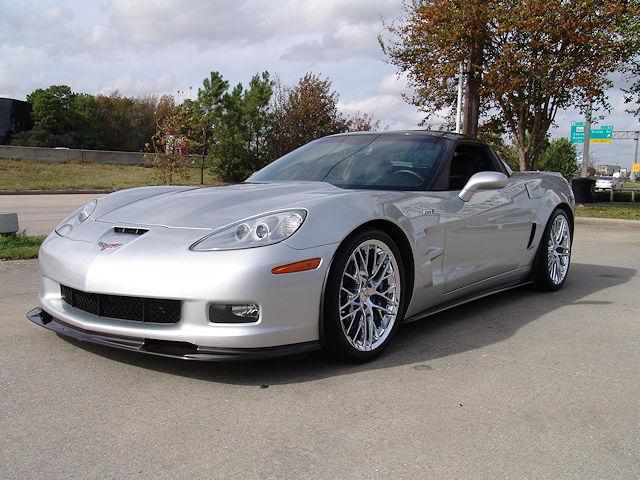 2010 silver corvette zr1 for sale houston texas dealer. Black Bedroom Furniture Sets. Home Design Ideas