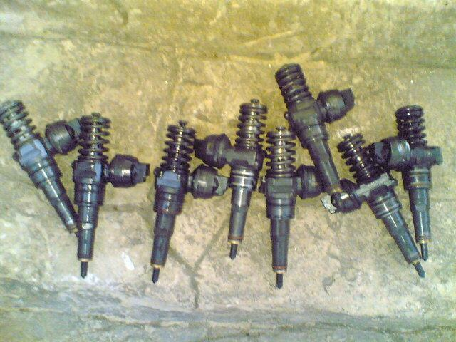 vw golf 5  ''BKC''1.9tdi injectors