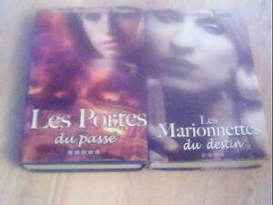 2 livres de Marie- Bernadette Dupuy
