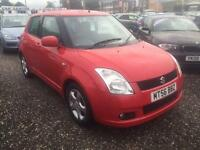 2006 SUZUKI SWIFT 1.5 GLX 12 MONTHS WARRANTY AVAILABLE