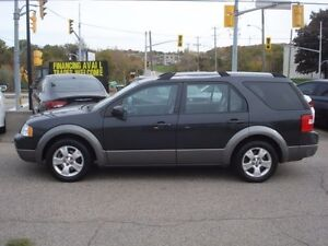 2007 Ford Freestyle SEL AWD *LEATHER*