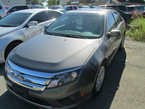 2010 Ford Fusion 2010 Ford Fusion - 4dr Sdn I4 SE FWD
