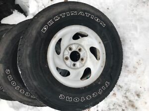 1997-2003 F150 RIMS AND TIRES