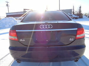 2005 Audi A6 PREMIUM PKG-4.2L V8 QUTTRO-AWD-NAVI-LEATHER-SUNROOF Edmonton Edmonton Area image 5