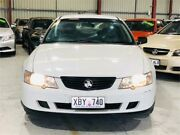 2002 Holden Commodore VY Executive White Automatic Sedan Mawson Lakes Salisbury Area Preview